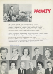 Page 12, 1958 Edition, Newton Conover High School - Cardinal Yearbook (Newton, NC) online yearbook collection