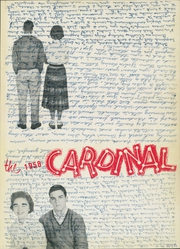 Page 5, 1958 Edition, Newton Conover High School - Cardinal Yearbook (Newton, NC) online yearbook collection