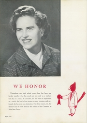 Page 8, 1959 Edition, Newton Conover High School - Cardinal Yearbook (Newton, NC) online yearbook collection
