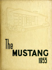 Page 1, 1953 Edition, Myers Park High School - Mustang Yearbook (Charlotte, NC) online yearbook collection