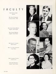 Page 12, 1953 Edition, Myers Park High School - Mustang Yearbook (Charlotte, NC) online yearbook collection