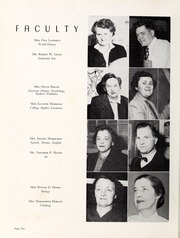 Page 14, 1953 Edition, Myers Park High School - Mustang Yearbook (Charlotte, NC) online yearbook collection