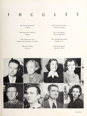 Page 15, 1953 Edition, Myers Park High School - Mustang Yearbook (Charlotte, NC) online yearbook collection