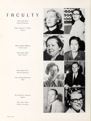 Page 16, 1953 Edition, Myers Park High School - Mustang Yearbook (Charlotte, NC) online yearbook collection