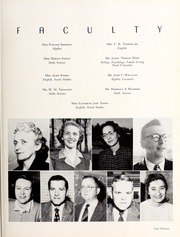 Page 17, 1953 Edition, Myers Park High School - Mustang Yearbook (Charlotte, NC) online yearbook collection