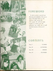 Page 9, 1953 Edition, Myers Park High School - Mustang Yearbook (Charlotte, NC) online yearbook collection