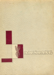 Page 1, 1958 Edition, Myers Park High School - Mustang Yearbook (Charlotte, NC) online yearbook collection
