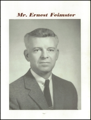 Page 11, 1958 Edition, Myers Park High School - Mustang Yearbook (Charlotte, NC) online yearbook collection