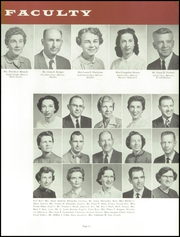 Page 17, 1958 Edition, Myers Park High School - Mustang Yearbook (Charlotte, NC) online yearbook collection
