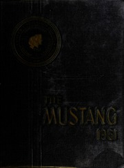 Page 1, 1961 Edition, Myers Park High School - Mustang Yearbook (Charlotte, NC) online yearbook collection