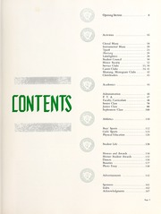 Page 11, 1961 Edition, Myers Park High School - Mustang Yearbook (Charlotte, NC) online yearbook collection