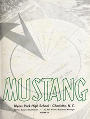 Page 7, 1961 Edition, Myers Park High School - Mustang Yearbook (Charlotte, NC) online yearbook collection