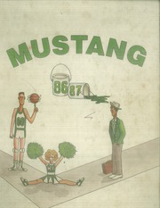 Page 1, 1987 Edition, Myers Park High School - Mustang Yearbook (Charlotte, NC) online yearbook collection