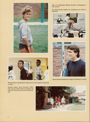 Page 10, 1987 Edition, Myers Park High School - Mustang Yearbook (Charlotte, NC) online yearbook collection