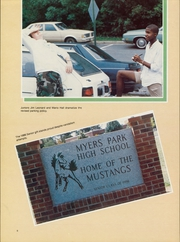 Page 12, 1987 Edition, Myers Park High School - Mustang Yearbook (Charlotte, NC) online yearbook collection