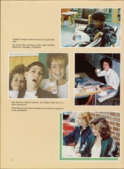 Page 16, 1987 Edition, Myers Park High School - Mustang Yearbook (Charlotte, NC) online yearbook collection
