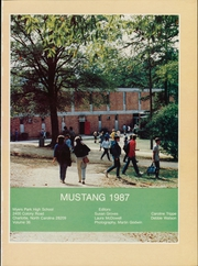 Page 5, 1987 Edition, Myers Park High School - Mustang Yearbook (Charlotte, NC) online yearbook collection