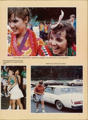Page 7, 1987 Edition, Myers Park High School - Mustang Yearbook (Charlotte, NC) online yearbook collection