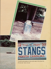 Page 9, 1987 Edition, Myers Park High School - Mustang Yearbook (Charlotte, NC) online yearbook collection