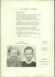 Page 10, 1948 Edition, Pleasant Garden High School - Hi Lights Yearbook (Pleasant Garden, NC) online yearbook collection