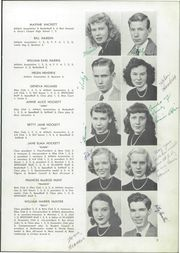 Page 13, 1948 Edition, Pleasant Garden High School - Hi Lights Yearbook (Pleasant Garden, NC) online yearbook collection