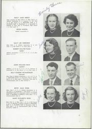 Page 15, 1948 Edition, Pleasant Garden High School - Hi Lights Yearbook (Pleasant Garden, NC) online yearbook collection