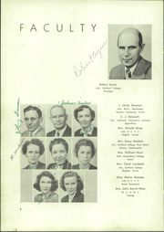 Page 8, 1948 Edition, Pleasant Garden High School - Hi Lights Yearbook (Pleasant Garden, NC) online yearbook collection