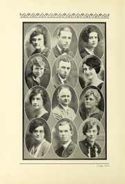 Page 16, 1927 Edition, Durham High School - Messenger Yearbook (Durham, NC) online yearbook collection