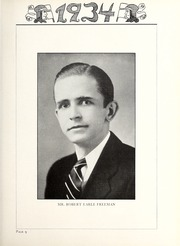 Page 13, 1934 Edition, Durham High School - Messenger Yearbook (Durham, NC) online yearbook collection