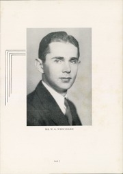 Page 11, 1938 Edition, Durham High School - Messenger Yearbook (Durham, NC) online yearbook collection