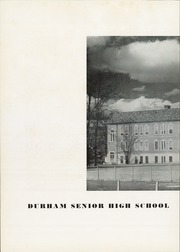 Page 14, 1938 Edition, Durham High School - Messenger Yearbook (Durham, NC) online yearbook collection