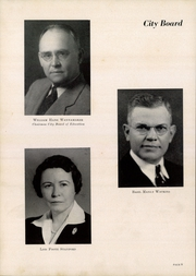 Page 10, 1942 Edition, Durham High School - Messenger Yearbook (Durham, NC) online yearbook collection