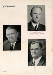 Page 11, 1942 Edition, Durham High School - Messenger Yearbook (Durham, NC) online yearbook collection