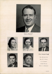Page 12, 1942 Edition, Durham High School - Messenger Yearbook (Durham, NC) online yearbook collection
