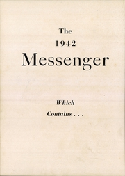 Page 4, 1942 Edition, Durham High School - Messenger Yearbook (Durham, NC) online yearbook collection