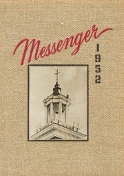 1952 Edition, Durham High School - Messenger Yearbook (Durham, NC)