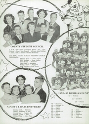 Page 10, 1953 Edition, Durham High School - Messenger Yearbook (Durham, NC) online yearbook collection
