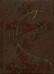 1954 Edition, Durham High School - Messenger Yearbook (Durham, NC)