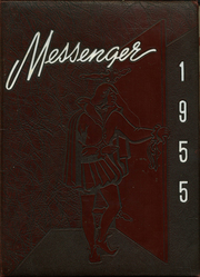 1955 Edition, Durham High School - Messenger Yearbook (Durham, NC)