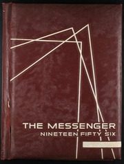 1956 Edition, Durham High School - Messenger Yearbook (Durham, NC)