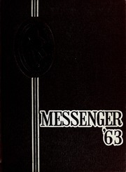 1963 Edition, Durham High School - Messenger Yearbook (Durham, NC)