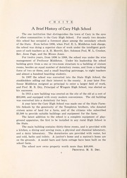 Page 10, 1916 Edition, Cary High School - YRAC Yearbook (Cary, NC) online yearbook collection