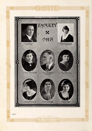 Page 12, 1923 Edition, Cary High School - YRAC Yearbook (Cary, NC) online yearbook collection