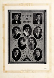 Page 9, 1923 Edition, Cary High School - YRAC Yearbook (Cary, NC) online yearbook collection