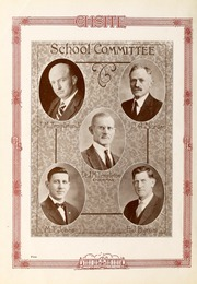 Page 12, 1925 Edition, Cary High School - YRAC Yearbook (Cary, NC) online yearbook collection