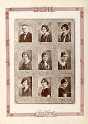 Page 14, 1925 Edition, Cary High School - YRAC Yearbook (Cary, NC) online yearbook collection