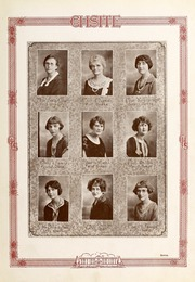 Page 15, 1925 Edition, Cary High School - YRAC Yearbook (Cary, NC) online yearbook collection