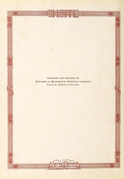 Page 6, 1925 Edition, Cary High School - YRAC Yearbook (Cary, NC) online yearbook collection