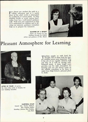 Page 13, 1961 Edition, Cary High School - YRAC Yearbook (Cary, NC) online yearbook collection