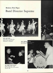 Page 16, 1961 Edition, Cary High School - YRAC Yearbook (Cary, NC) online yearbook collection